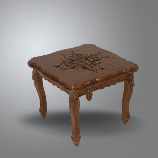 Darlene Teak Side Table