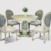 Teak Margareth Dining Set