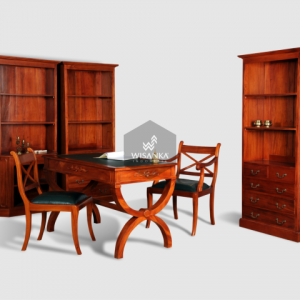 Teak Morgan Home Office